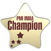 PMI India Champion Program