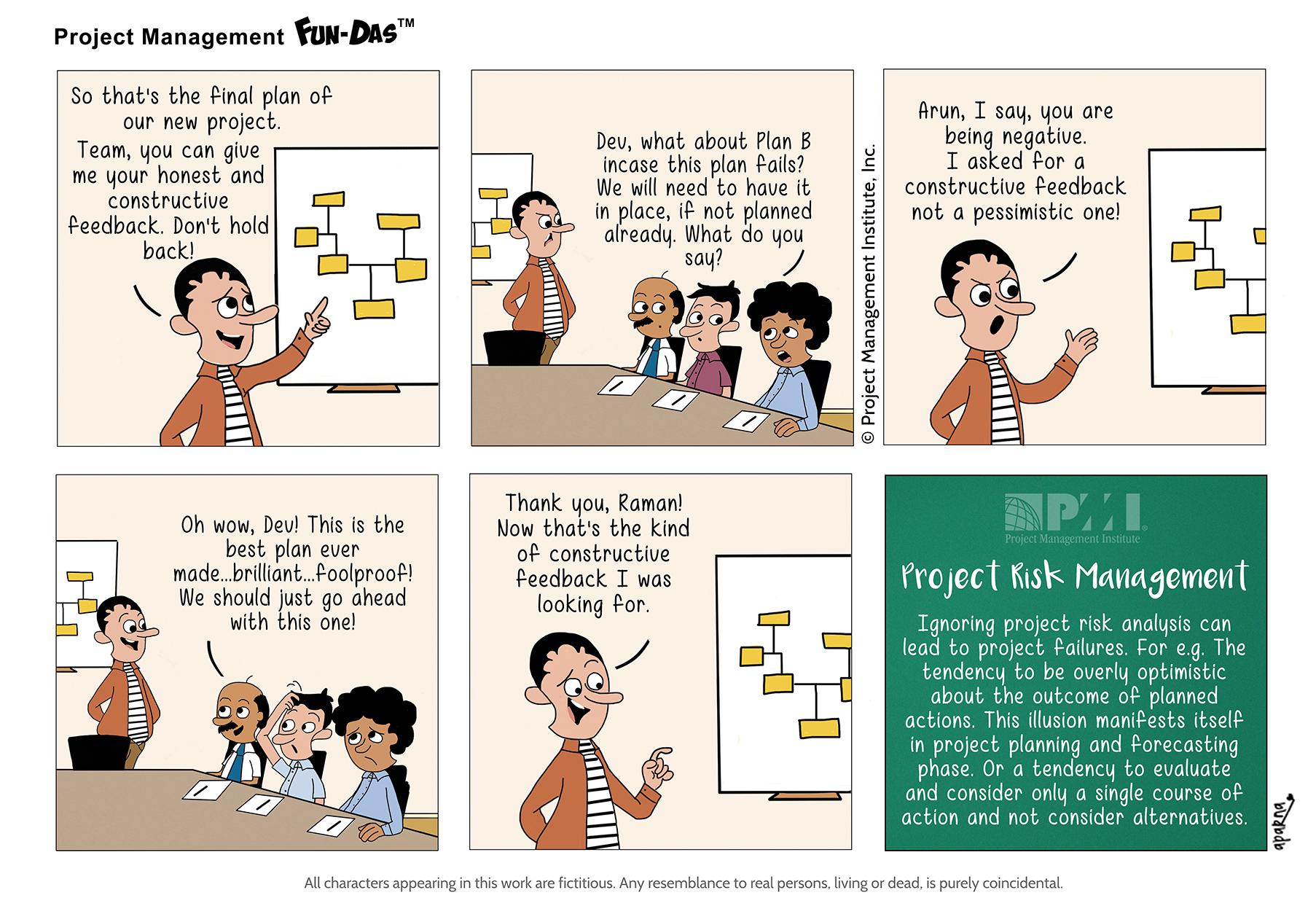 Project Management Fundas