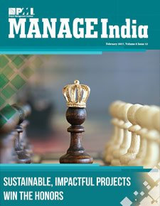 Cover Page PMI Manage India