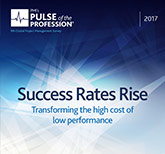 Project Success Rates on the Upswing