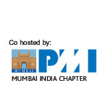 Co hosted by: PMI MUMBAI INDIA CHAPTER.