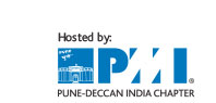 Hosted by: PMI PUNE-DECCAN INDIA CHAPTER.